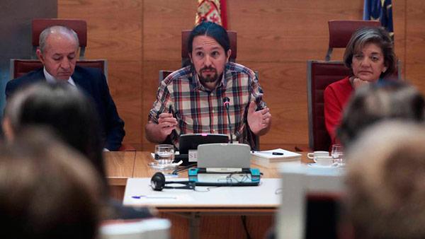 España | Pablo Iglesias califica de