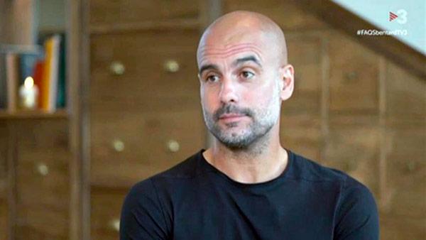 Guardiola y una revelación que enfureció a toda España